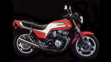 CB 750 FC
