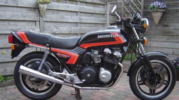 Honda Bol d'Or CB 750 FD