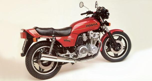 Honda Bol d'Or CB 900 FA