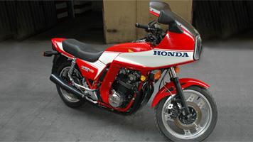Honda Bol d'Or CB 900 F2C
