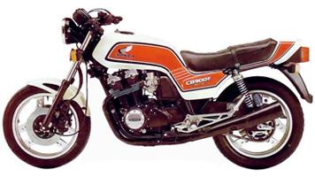Honda Bol d'Or CB 900 FD