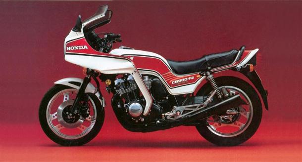 Honda Bol d'Or CB 900 FD2
