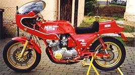 Honda Magni