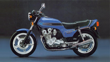 CB 900 FZ