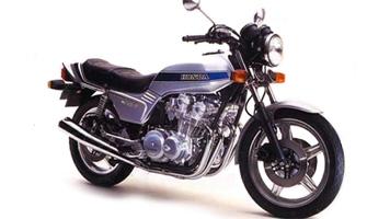 CB 750 FA